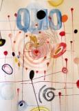 Wayne Barker, Omo, watercolours