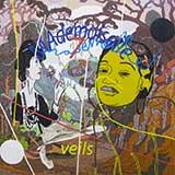 Veils, Beadwork by Wayne Barker South Africa, 2013